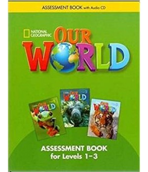 Диск Our World 1-3 Assessment Book with Assessment Audio CD