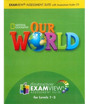 Диск Our World 1-3 Examview CD-ROM