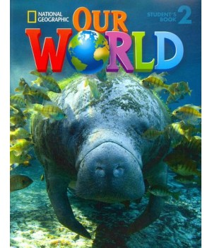 Підручник Our World 2 Student's Book with CD-ROM