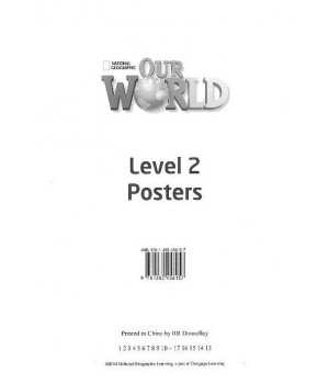 Плакати Our World 2 Poster Set