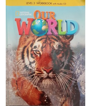 Робочий зошит Our World 3 Workbook with Audio CD