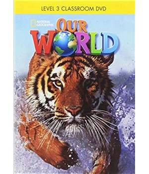Диск Our World 3 Classroom DVD