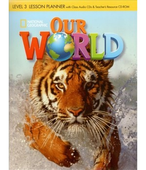 Диск Our World 3 Lesson Planner + Audio CD + Teacher's Resource CD-ROM
