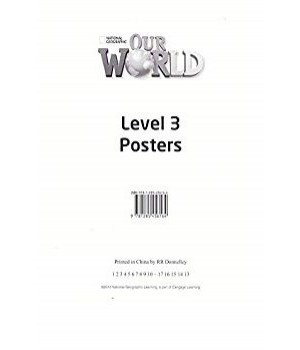 Плакати Our World 3 Poster Set