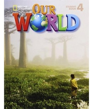 Підручник Our World 4 Student's Book with CD-ROM