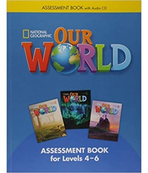 Диск Our World 4-6 Assessment Book with Assessment Audio CD