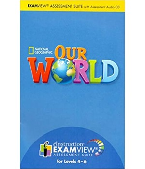 Диск Our World 4-6 Examview CD-ROM
