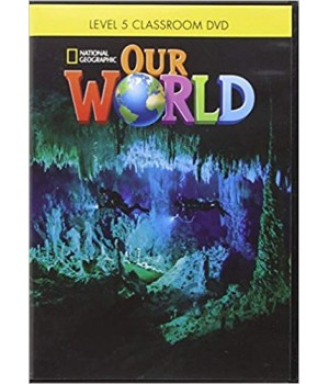 Диск Our World 5 Classroom DVD