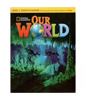 Диск Our World 5 Lesson Planner + Audio CD + Teacher's Resource CD-ROM