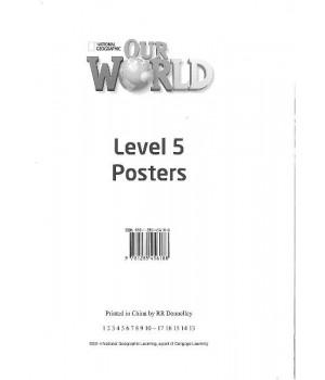 Плакати Our World 5 Poster Set