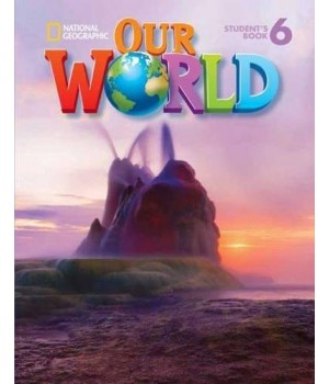 Підручник Our World 6 Student's Book with CD-ROM