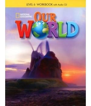 Робочий зошит Our World 6 Workbook with Audio CD