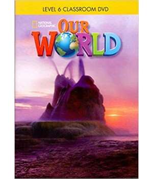 Диск Our World 6 Classroom DVD