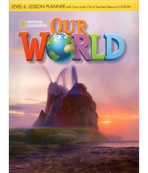 Диск Our World 6 Lesson Planner + Audio CD + Teacher's Resource CD-ROM