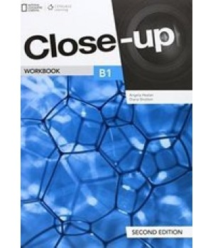 Робочий зошит Close-Up 2nd Edition B1 Workbook