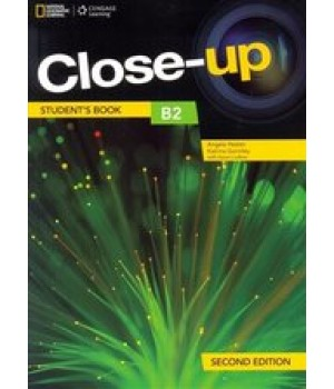 Підручник Close-Up 2nd Edition B2 Student's Book with Online Student Zone