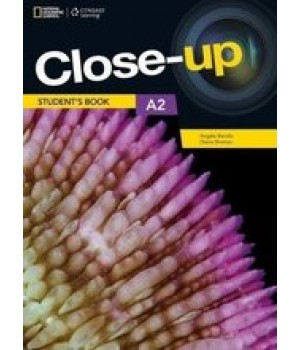 Підручник Close-Up 2nd Edition A2 Student's Book with Online Student Zone
