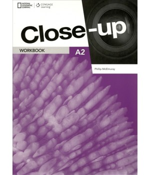Робочий зошит Close-Up 2nd Edition A2 Workbook