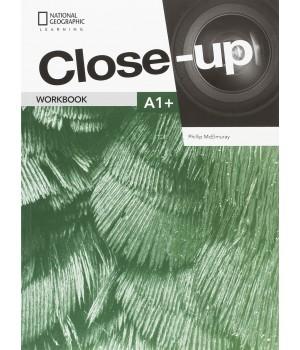 Робочий зошит Close-Up 2nd Edition A1+ Workbook