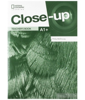 Книга для вчителя Close-Up 2nd Edition A1+ Teacher's Book with Online Teacher Zone
