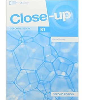 Книга для вчителя Close-Up 2nd Edition B1 Teacher's Book with Online Teacher Zone