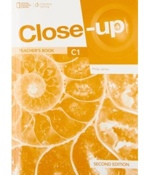 Книга для вчителя Close-Up 2nd Edition C1 Teacher's Book with Online Teacher Zone