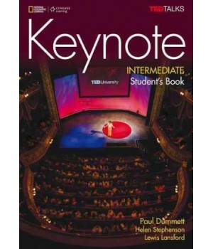 Keynote Intermediate Student's Book with DVD-ROM