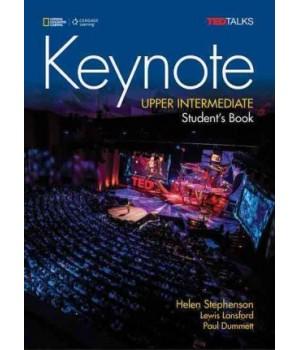 Підручник Keynote Upper-Intermediate Student's Book with DVD-ROM