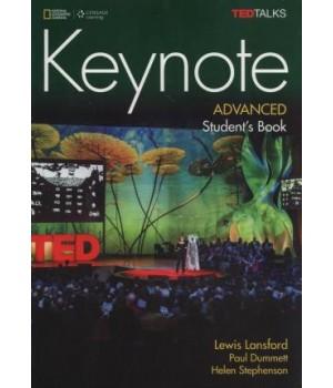 Підручник Keynote Advanced Student's Book with DVD-ROM