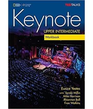 Робочий зошит Keynote Upper-Intermediate Workbook with Audio CDs