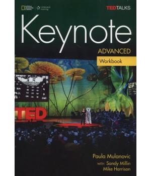 Робочий зошит Keynote Advanced Workbook with Audio CDs