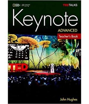 Книга для вчителя Keynote Advanced Teacher's Book with Audio CDs