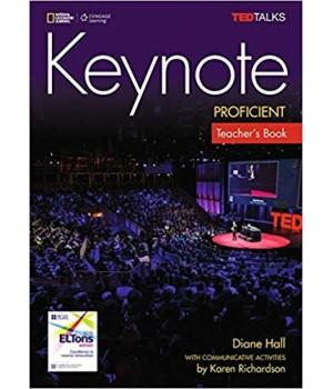 Книга для вчителя Keynote Proficient Teacher's Book with Audio CDs