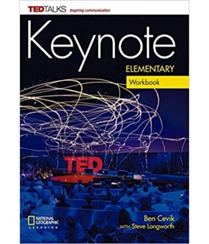 Робочий зошит Keynote Elementary Workbook with Audio CDs
