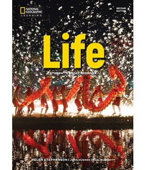 Підручник Life 2nd Edition Beginner Student's Book with App Code