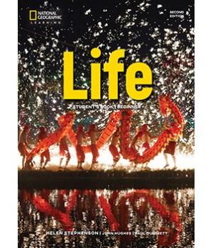 Учебник Life 2nd Edition Beginner Student's Book with App Code
