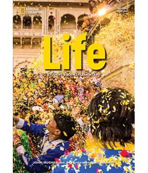 Учебник Life 2nd Edition Elementary Student's Book with App Code