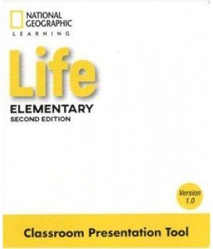 Диск Life 2nd Edition Elementary Classroom Presentation Tool