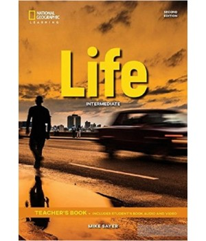 Книга для вчителя Life 2nd Edition Intermediate Teacher's Book includes SB Audio CD and DVD