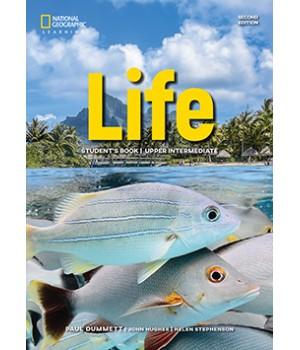 Учебник Life 2nd Edition Upper-intermediate Student's Book with App Code