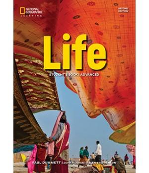 Учебник Life 2nd Edition Advanced Student's Book with App Code