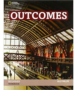 Робочий зошит Outcomes 2nd Edition Beginner Workbook + Audio CD
