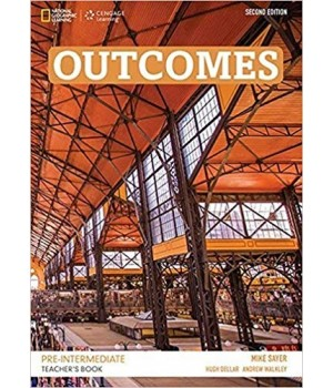 Книга для вчителя Outcomes 2nd Edition Pre-Intermediate Teacher's Book + Class Audio CD