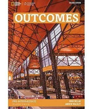 Учебник Outcomes 2nd Edition Pre-Intermediate Student's Book + Class DVD
