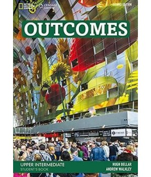 Учебник Outcomes 2nd Edition Upper-Intermediate Student's Book + Class DVD