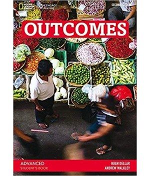 Учебник Outcomes 2nd Edition Advanced Student's Book + Class DVD