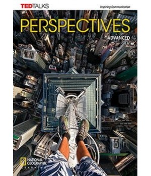 Підручник Perspectives Advanced Student Book