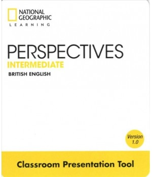 Диск Perspectives Intermediate Classroom Presentation Tool CD-ROM