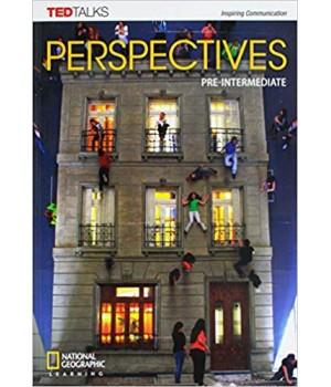 Підручник Perspectives Pre-Intermediate Student Book