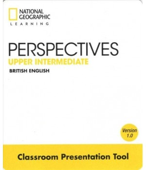 Диск Perspectives Upper-Intermediate Classroom Presentation Tool CD-ROM